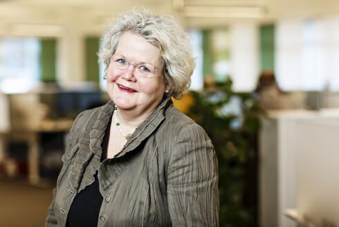 FÅ OVERSIKT! Emma Elisabeth Vennesland, assisterende informasjonsdirektør i If Skadeforsikring, sier det er lurt å logge årstall for alle husets installasjoner. Foto: IF SKADEFORSIKRING