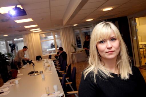 SKEPTISK: Fagdirektør Tonje Hovde Skjelbostad i Forbrukerombudet mener omtalene blir reklame, uansett hva omtalene lyder, og at de derfor må merkes.  Foto: OLE PETTER BAUGERØD STOKKE