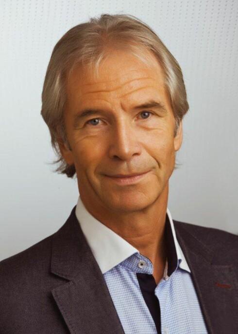 KRITISK: Rolf Forsdahl, adm. dir i Norsk ReiselivsForum som drifter Transportklagenemndene, er kritisk til «inkassobyråer» som Flightright. Foto: VIRKE