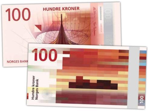 VINNEREN: Norges Bank går for en kombinasjon av The Metric System og Snøhetta Design sine forslag.