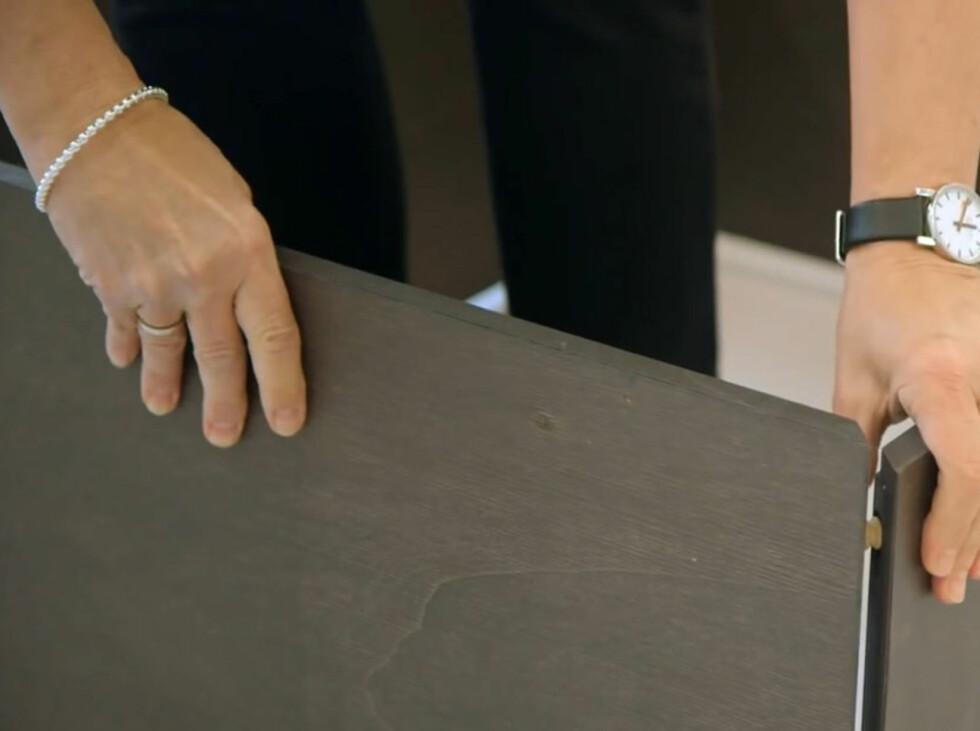 <strong><b>KLIKK:</strong></b> Pluggene er montert fra fabrikk, alt du trenger å gjør er å klikke delene sammen. Foto: IKEA