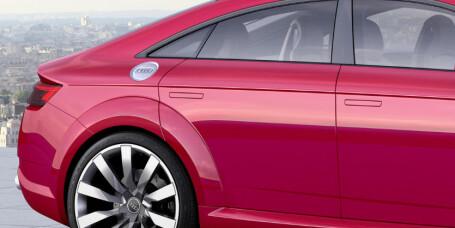 Uventet nytt: Audi TT med fem dører