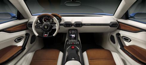 Lamborghini Asterion: 910 hesters hybrid