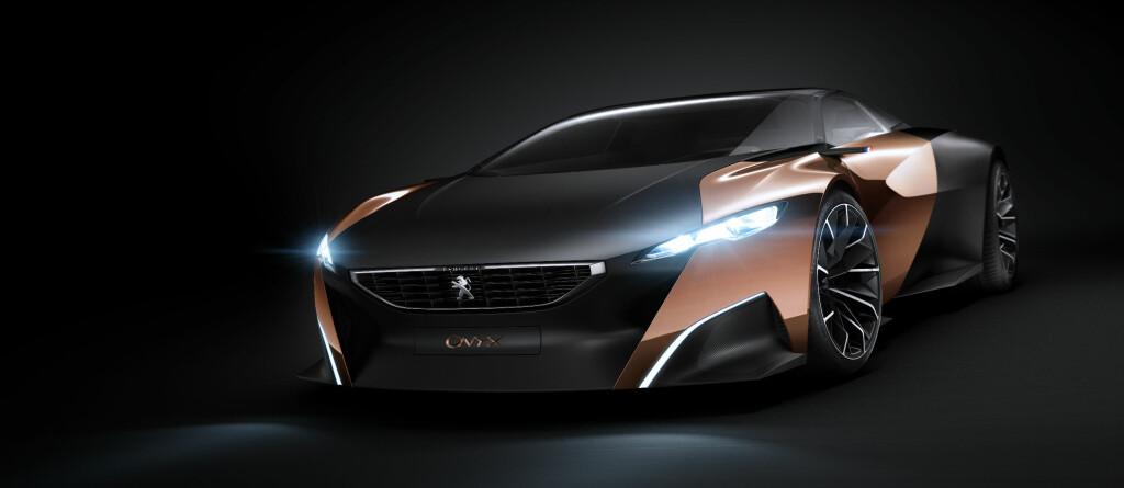 <b>SER FREMOVER:</b> Bilindustrien jobber mot kortsiktige økonomiske mål, men vet også at kontinuerlig omstilling er helt nødvendig for å oppfylle krav til miljø- og samfunnsansvar i fremtiden. Det vil vi se tydelig på bilutstillingen i Paris. (På bildet: Konseptbilen Peugeot Exalt). Foto: Peugeot