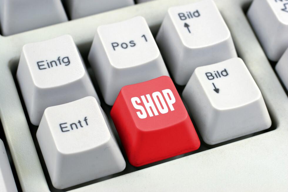 UTENLANDSKJØP: Å handle på nett fra utlandet kan i mange tilfeller være dyrere enn du kanskje tror, når du legger til evt toll, moms og fortolling.  Foto: COLOURBOX.COM