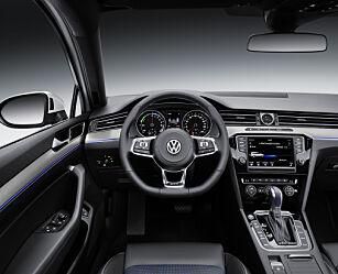 image: Ladbar Passat: Nye VW Passat GTE