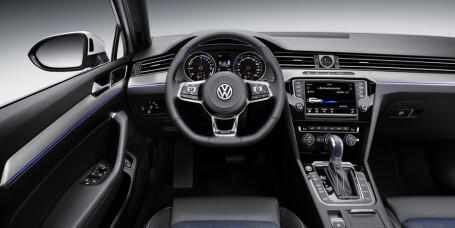 Ladbar Passat: Nye VW Passat GTE