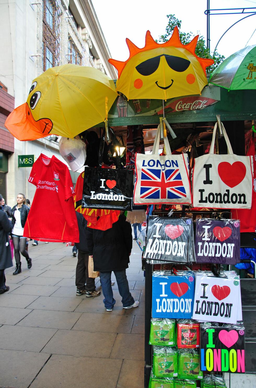 INGEN OVER, INGEN VED SIDEN ... London er nordmenns desiderte storbyfavoritt, men den er også den dyreste, sammen med Paris ... Foto: ALL OVER PRESS