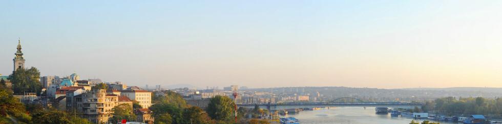 BILLIGST OG FULL AV HISTORIE: Beograd er den billigste av storbyene. Serbias hovedstad er også en av Europas eldste byer. Foto: Ivan Nesterov / Alamy/All Over Press
