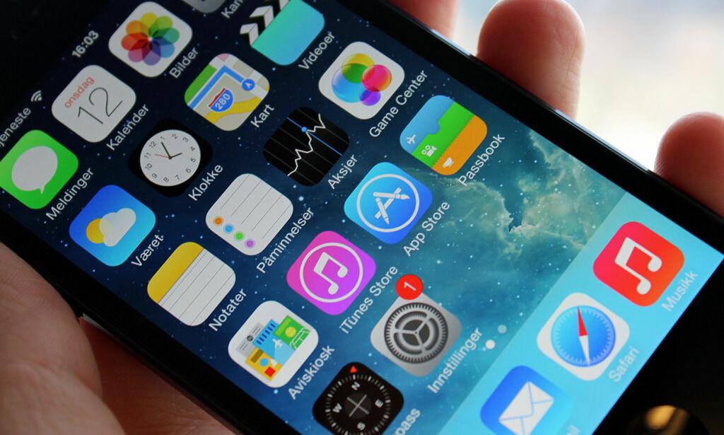 image: Selge din gamle iPhone? Dette må du gjøre først