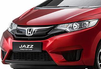 Paris Motor Show: Honda viser nye Jazz