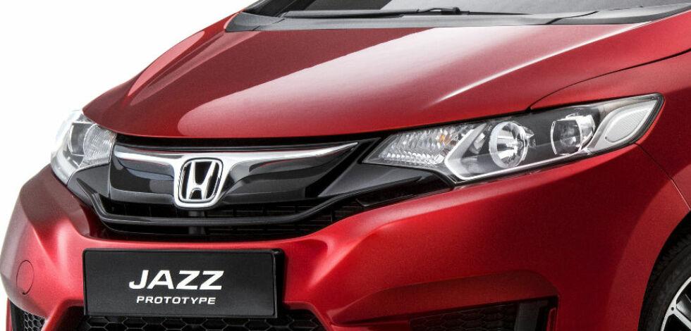 image: Paris Motor Show: Honda viser nye Jazz