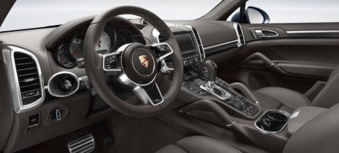 Kommer: Porsche Cayenne e-hybrid