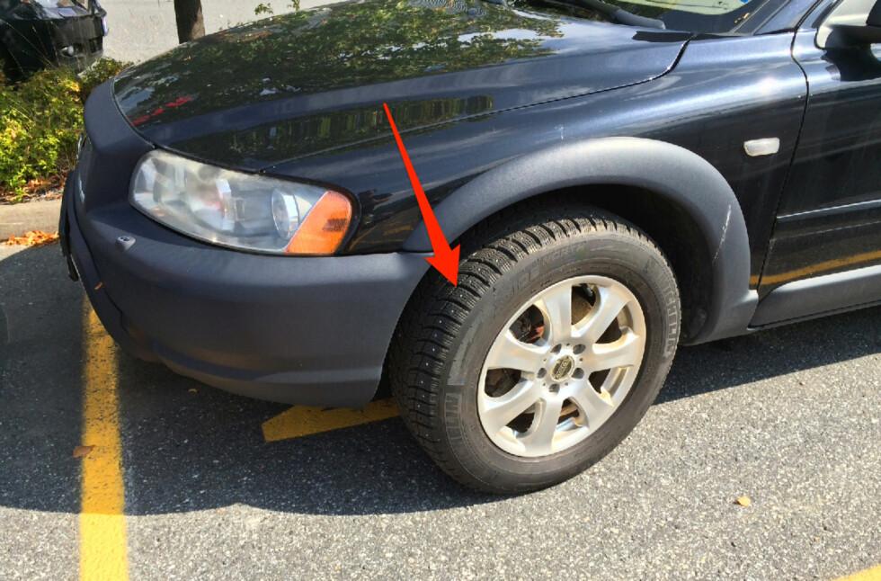 PIGG? Ja, om du skal kjøre på veier der det er fare for snøføre, kan du skifte selv om de oppgitte datoene ikke er passert. Foto: AUTOFIL