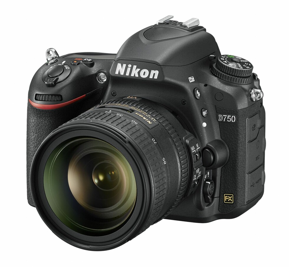 Nikon D750 Foto: NIKON