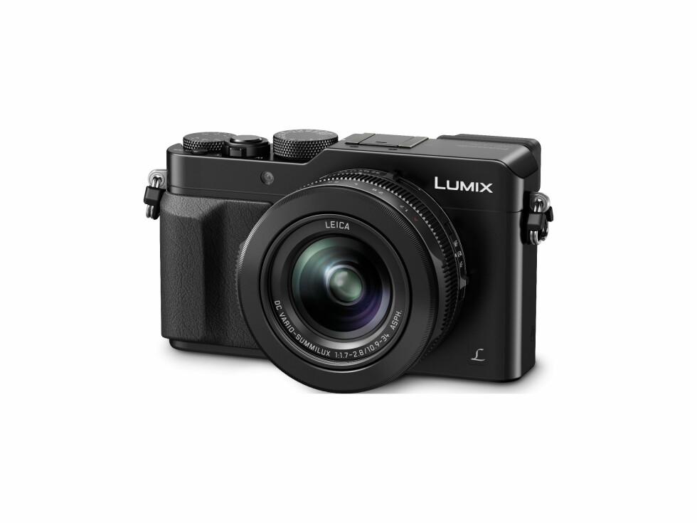 Panasonic Lumix LX100 Foto: PANASONIC