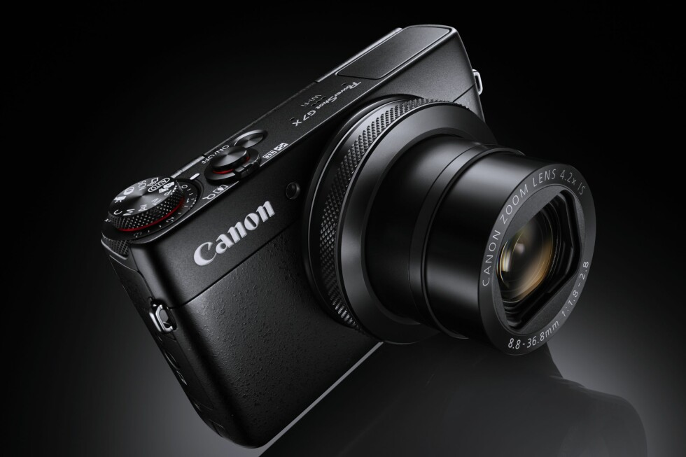 Canon PowerShot G7X Foto: CANON