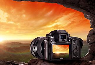 Flere kameranyheter fra Photokina