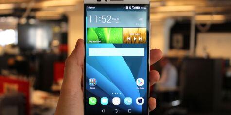 image: Huawei Ascend Mate 7
