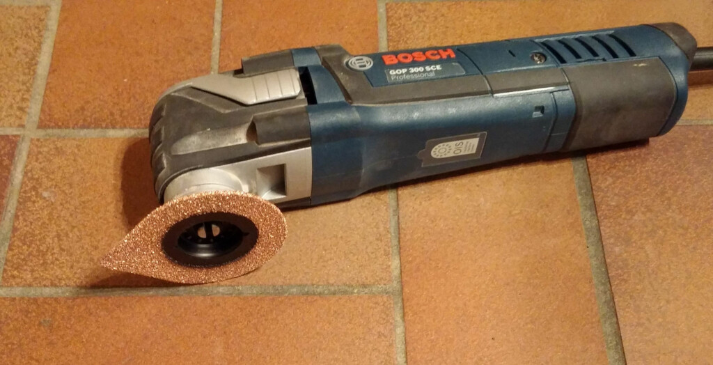 MYE KRAFT: 3Max - et kraftig og praktisk slipeverktøy. Foto: BRYNJULF BLIX