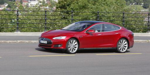 image: Vi har testet budsjettutgaven Tesla Model S 60