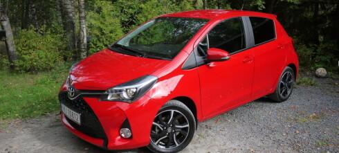 Utrolig, men sant: Toyota Yaris er blitt morsom
