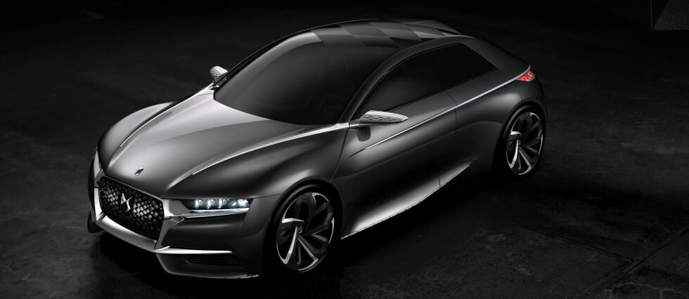 BEVISET: Divine DS er bilen som viser at Citroën fortsatt tør ta i når de designer biler.  Foto: Citroën