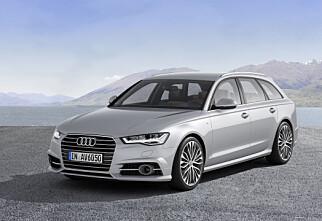 "Nå kommer Audi A6 i ""ny"" versjon"