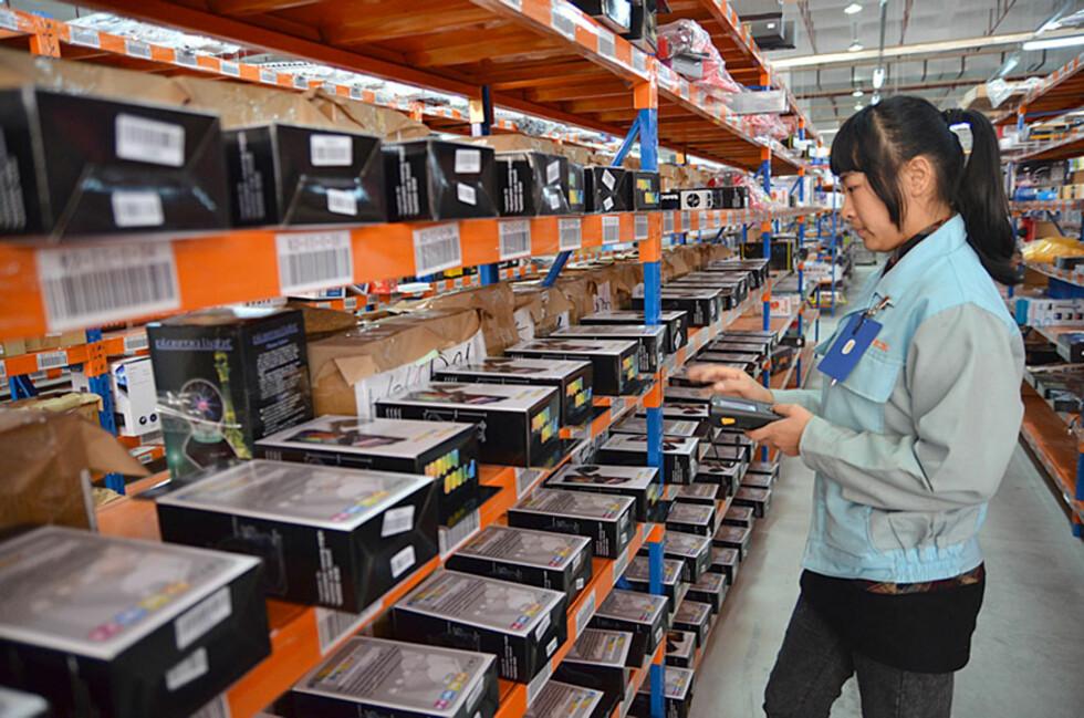 FRA KINA: I Hongkong holder DealExtreme til. Fra DX.com sender de billige varer med gratis frakt til hele verden. Men burde du slå til? Foto: DEALEXTREME