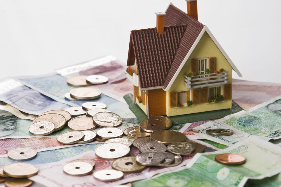 2,50 PROSENT: Dette blir den nye boliglånsrenten hos Statens pensjonskasse fra 1. november. Foto: COLOURBOX