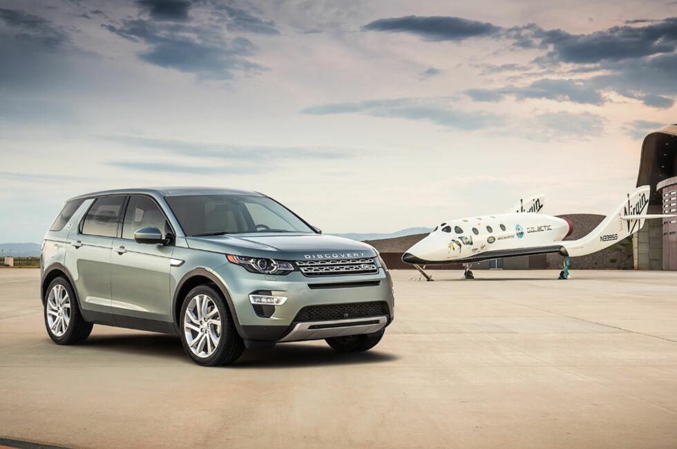 HØYE FORVENTNINGER: I forhold til det øvrige produktspekteret til Land Rover, holdt ikke Freelander lenger mål. Men nå blir det andre boller, med nye Discovery Sport! Foto: LAND ROVER