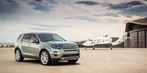 image: Her er nye Land Rover Discovery Sport!