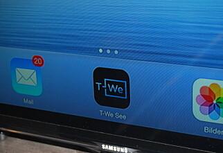 Canal Digital oppgraderer T-We