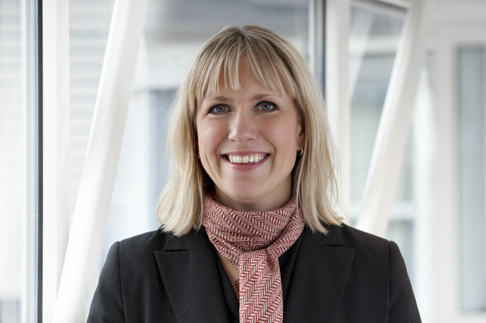 RENTEKUTTER: Anne-Berit Herstad                                                                     er kommunikasjonsdirektør i Lånekassen. Foto: LÅNEKASSEN