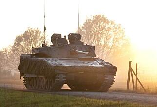 NATO med militærøvelse som kan skape trafikkproblemer