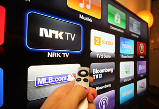 NRK vs. TV 2 Sumo på Apple TV