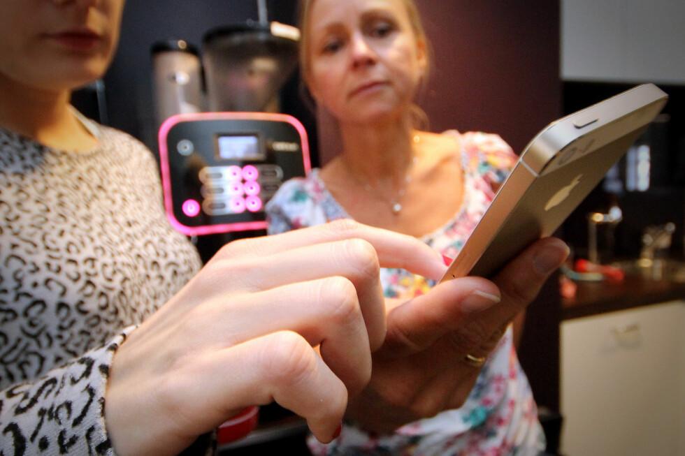 BLI EN BEDRE MOBILBRUKER: Med våre enkle tips kan du få mer ut av smarttelefonen din. Foto: OLE PETTER BAUGERØD STOKKE