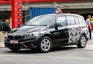 BMW 2-serie Active Tourer kommer som 7-seter