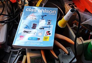 Clas Ohlson katalog høst 2014