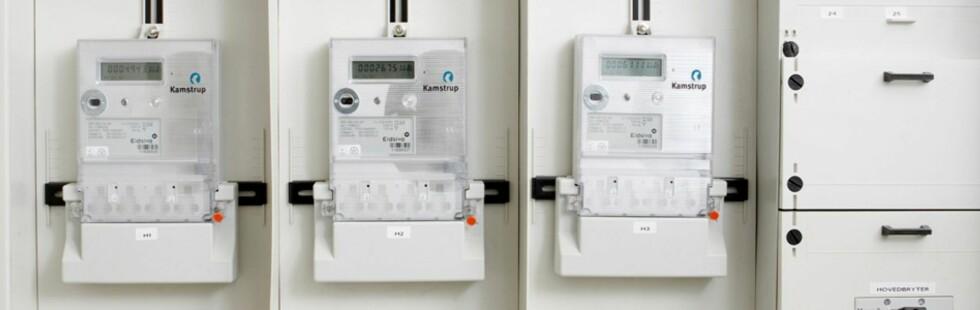 KOMMER: Smarte strømmålere skal være på plass i alle norske hjem innen 1.1.2019. Foto: Norskteknologi.no