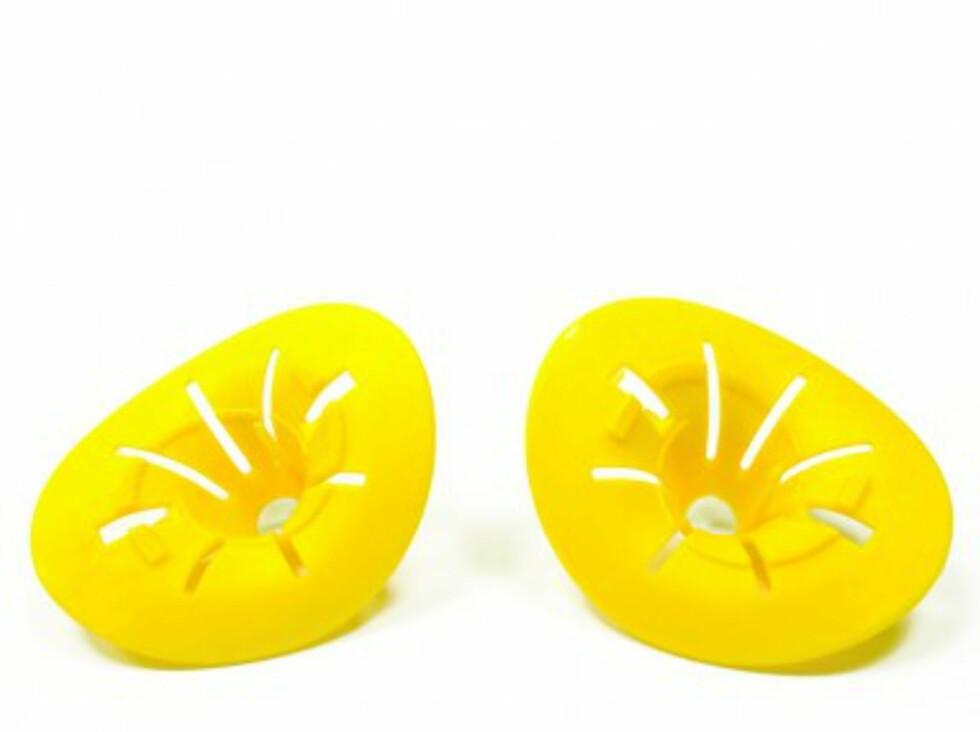 Enklere Liv selger disse, som plasseres i hull du skjærer ut i en plastflaske. Pris 79 kroner. Foto: PRODUSENTEN