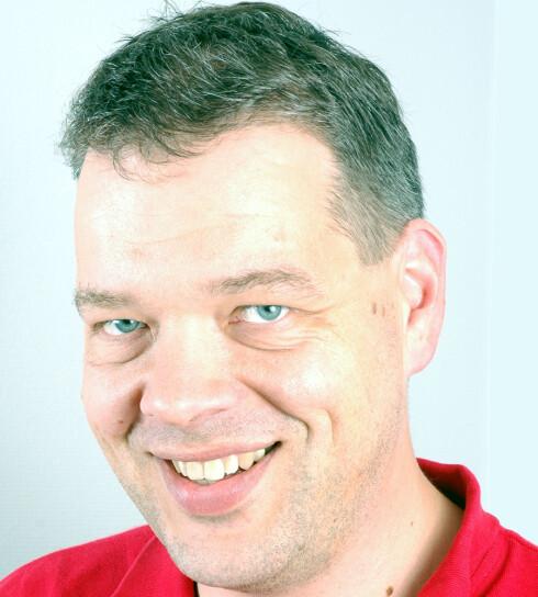 TRYG FORSIKRING: Informasjonssjef Ole Irgens i Tryg Forsikring støtter resten av forsikringsbransjen. Foto: Tryg Forsikring