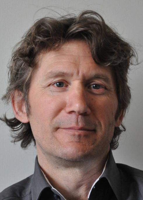 UENIG MED FORSIKRINGSSELSKAPENE: Jon Molnes fra Vegdirektoratet. Foto: Vegdirektoratet