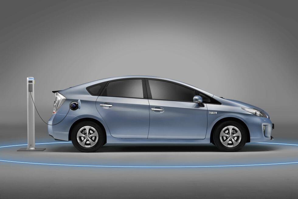KOM DÅRLIG UT Toyota Prius kom dårlig ut i rapporten de amerikanske hackerne Charlie Miller og Chris Valasek laget om hvilke biler det er lettest å hacke. Men er problemet virkelig så stort? Foto: Toyota