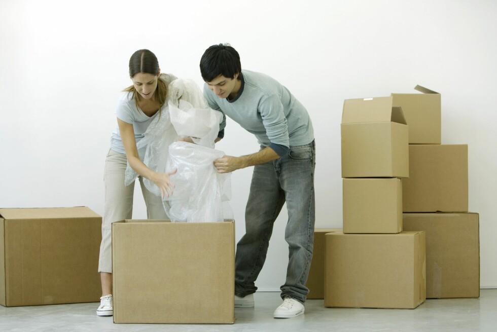 UTFORDRING: Jo flere ting du skal sette sammen, jo lettere blir det med riktig verktøy.  Foto: COLOURBOX.COM