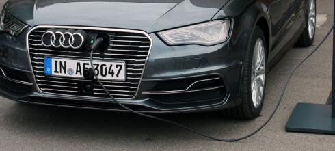 Audi A3 Sportback e-tron priset