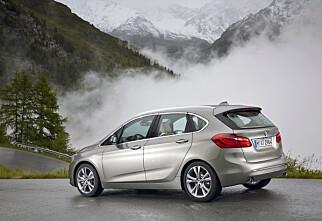 Testet: BMW 2-serie Active Tourer