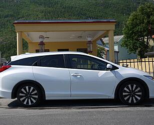 image: Er Honda Civic Tourer familiens beste venn?