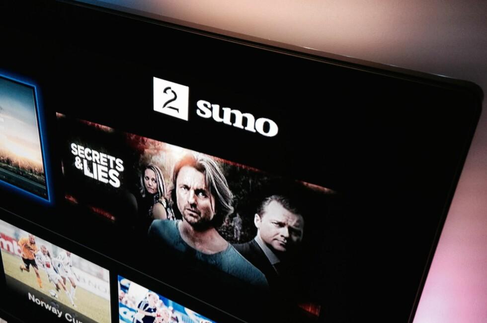 ENDELIG: TV 2 Sumo via Apple TV er etterlengtet. Foto: ØYVIND PAULSEN