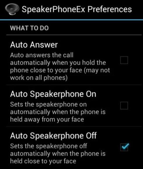 VALG: Dette er Android, så selvsagt kan du få det som du vil. Foto: GOOGLE PLAY